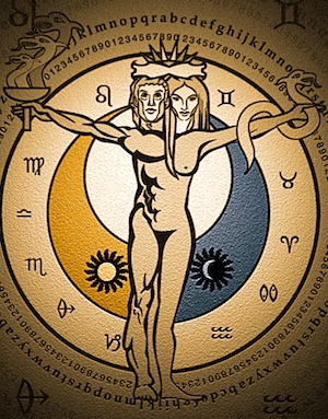 male female alchemy